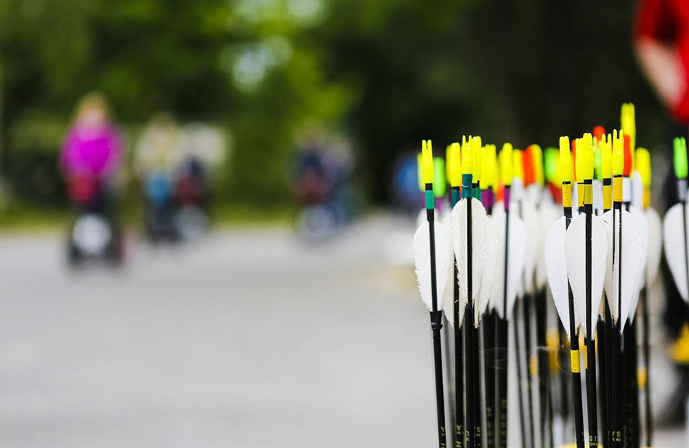 Bogenschießen - Angebot - impuls|event