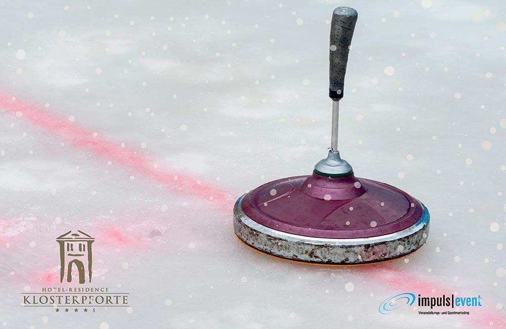 Eisstockschießen an der Hotel-Residence Klosterpforte - präsentiert von impuls|event